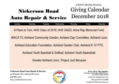 Nickerson Road Auto