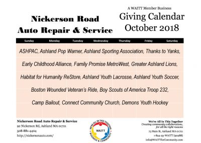 Nickerson Road Auto