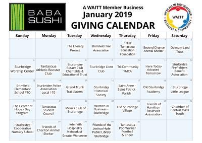 Baba Sushi - January 2019