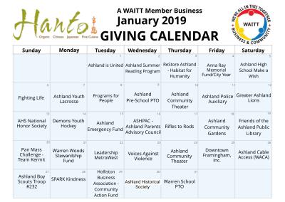 Hanto (Ashland) January 2019