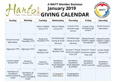 Hanto (Northborough) January 2019