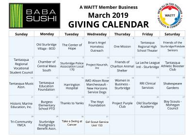 Baba Sushi-Sturbrige March 2019