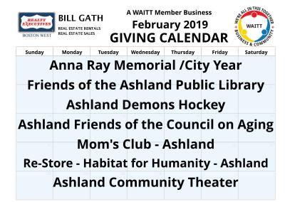 Bill Gath February 2019