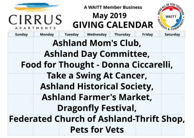 Cirrus Apartments May 2019