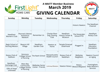 First Light Home Care March 2019