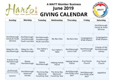 Hanto (Northborough) June 2019