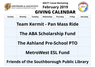 Shepherd & Goldstein - February 2019