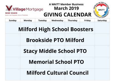 Village Mortgage March 2019