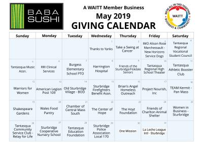 Baba Sushi-Sturbrige May 2019
