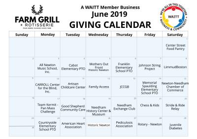 Farm Grill June 2019