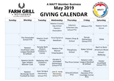 Farm Grill May 2019