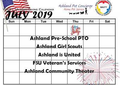 ASHLAND PET JULY 2019