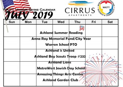CIRRUS APARTMENTS JULY 2019