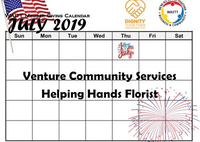 DIGNITY TOGETHER JULY 2019