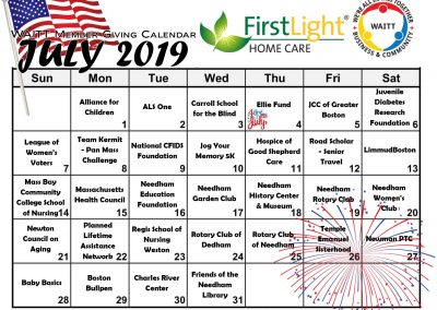 FIRST LIGHT HOME CARE JULY 2019