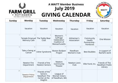 Farm Grill Jully 2019