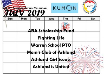 KUMON JULY 2019