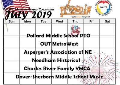 PLUGGED IN JULY 2019
