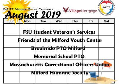 VILLAGE MORTGAGE AUGUST 2019