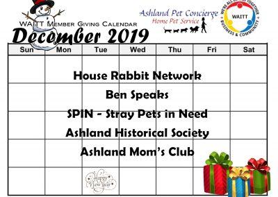 ASHLAND PET DECEMBER 2019
