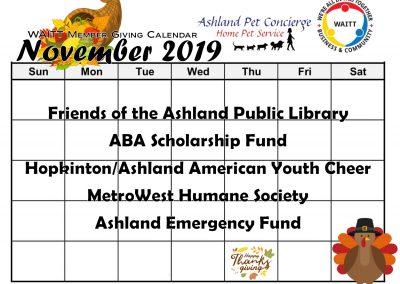 ASHLAND PET NOVEMBER 2019