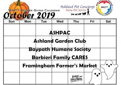 ASHLAND PET OCTOBER 2019