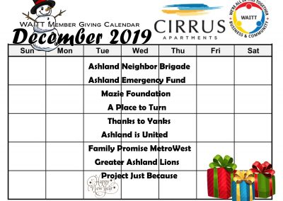 CIRRUS APARTMENTS DECEMBER 2019