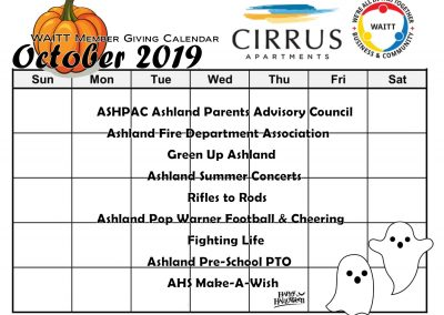 CIRRUS APARTMENTS OCTOBER 2019