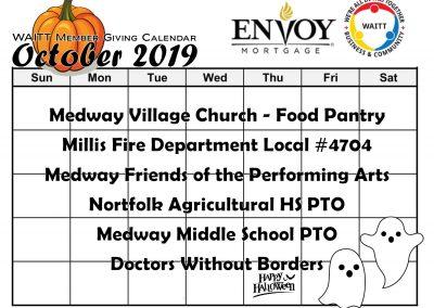 ENVOY MORTGAGE OCTOBER 2019