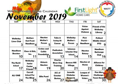 FIRST LIGHT HOME CARE NOVEMBER 2019