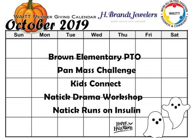 H BRANDT OCTOBER 2019