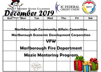 ICFCU DECEMBER 2019