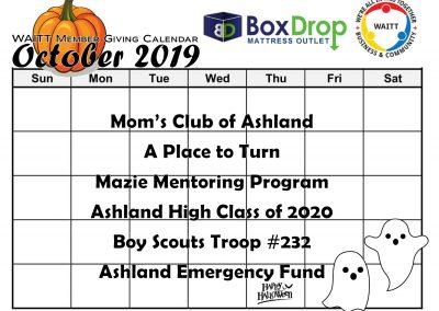 MIDDLESEX MATTRESS OCTOBER 2019