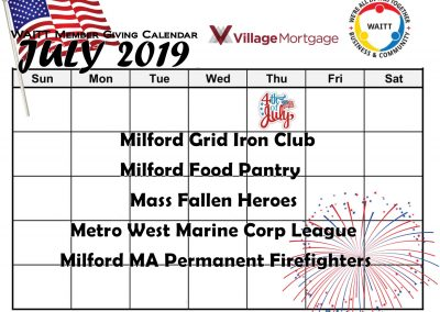 VILLAGE MORTGAGE JULY 2019