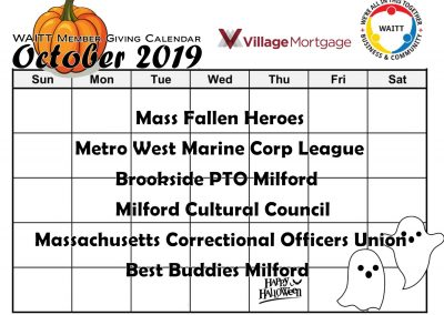 VILLAGE MORTGAGE OCTOBER 2019